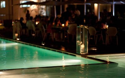 piscina hotel per famiglie Tower Plaza Pisa