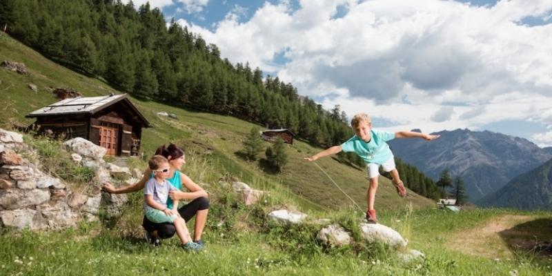 vacanza in famiglia a Livigno