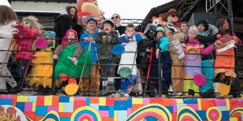 Carnevale a Livingo