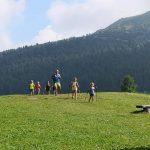 Monte Bondone con i bambini