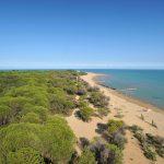 litorale parco naturale di Bibione