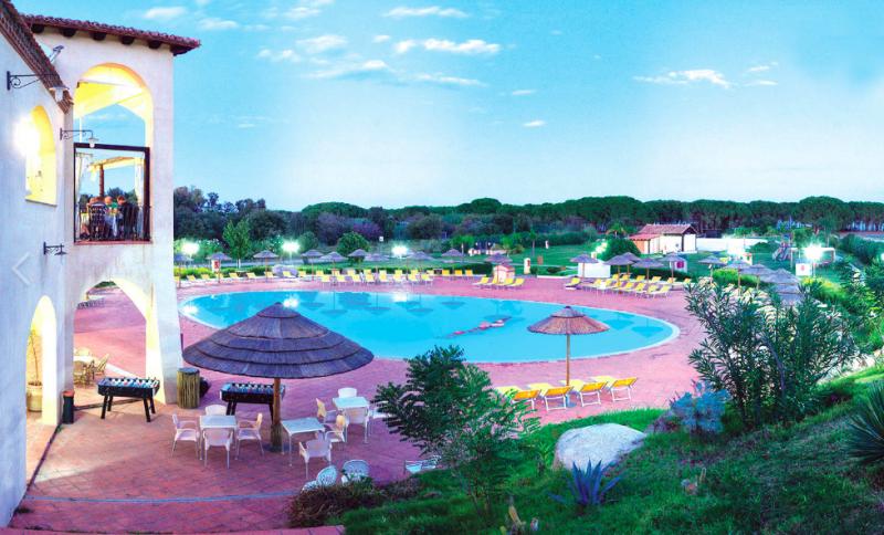 hotel family in Sardegna