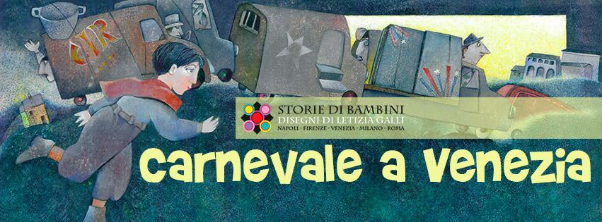 Storie di Bambini, a Venezia