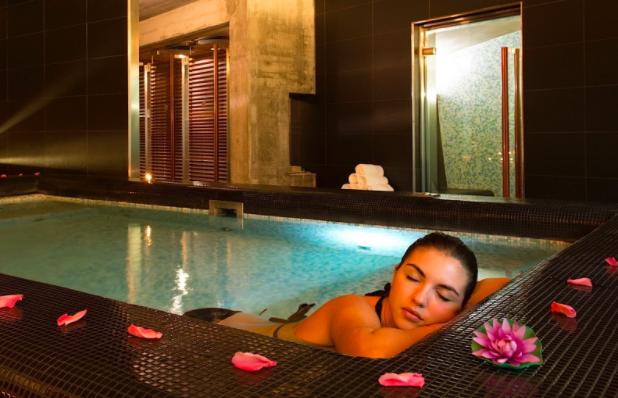 Duparc suites spa piscina viaggi per famiglie - Hotel torino con piscina ...