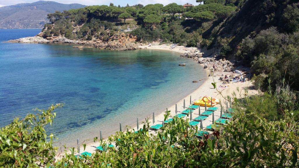 Alla scoperta dell\'Isola d\'Elba. La vacanza inizia ancor prima di ...