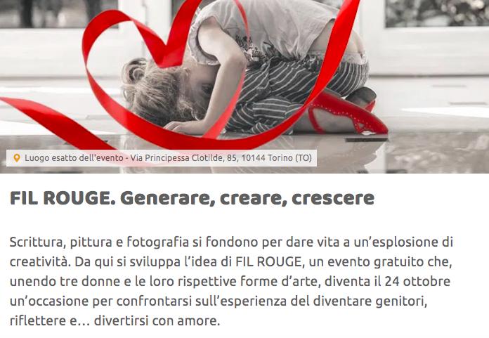 evento per famiglie a Torino con mostra fotografica