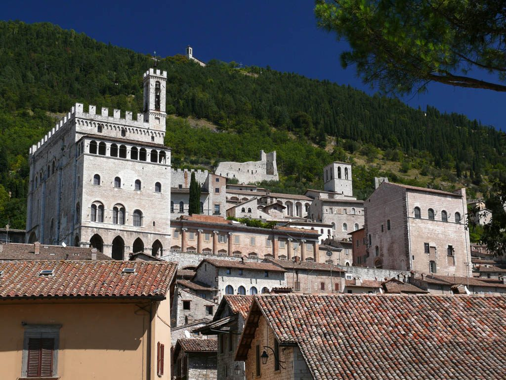 Gubbio Brick Art