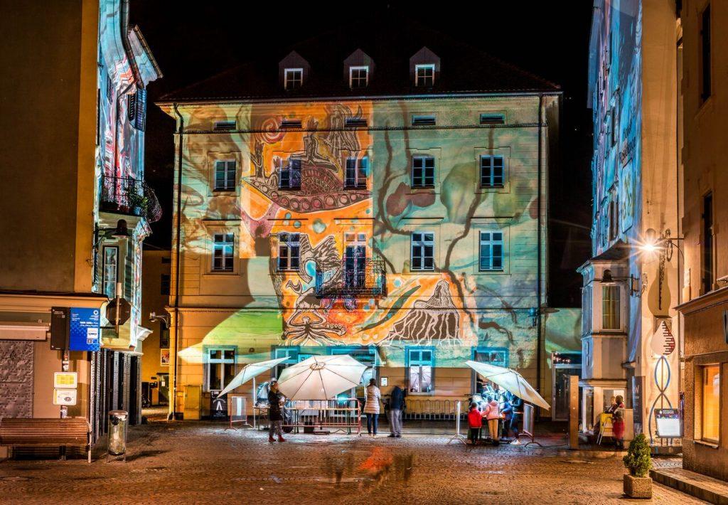 Festival di Acqua e luce