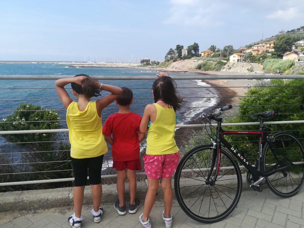 per pedalare in famiglia