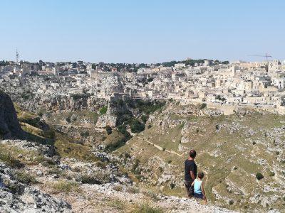 visitare Matera con i bambini