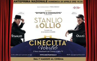 Il grande cinema a Ciniecittà