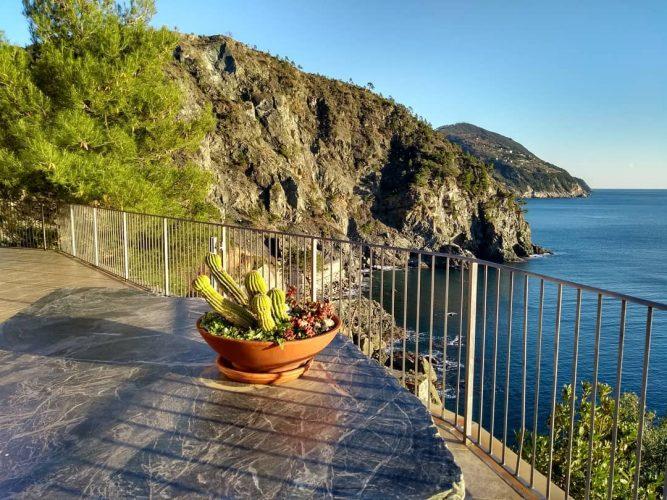 terrazza panoramica La Francesca Resort
