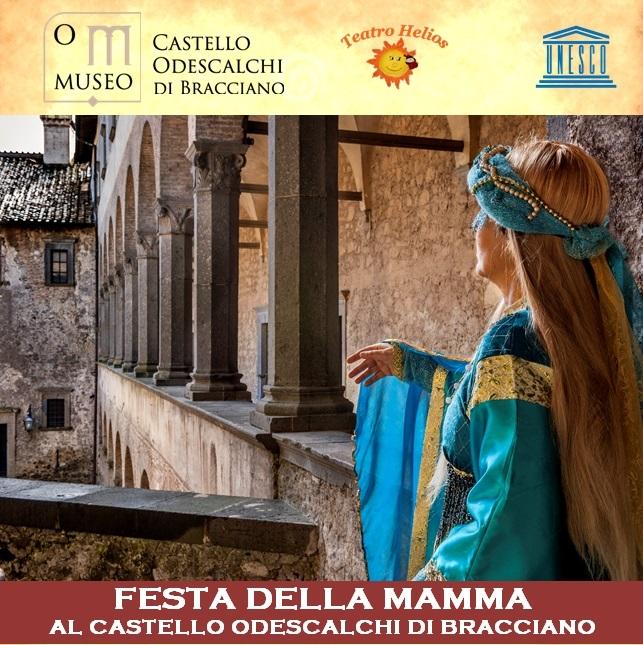 festa della mamma al Castello