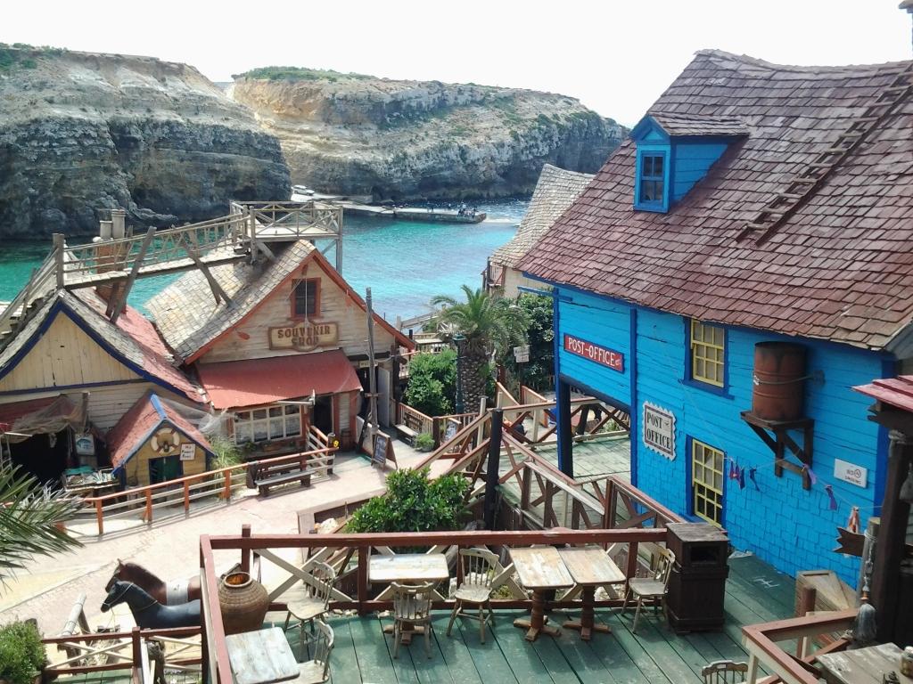 Malta-villaggio-Popeye