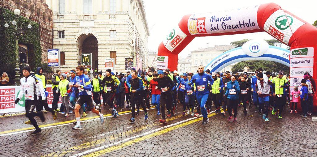 Marcia del Giocattolo a Verona