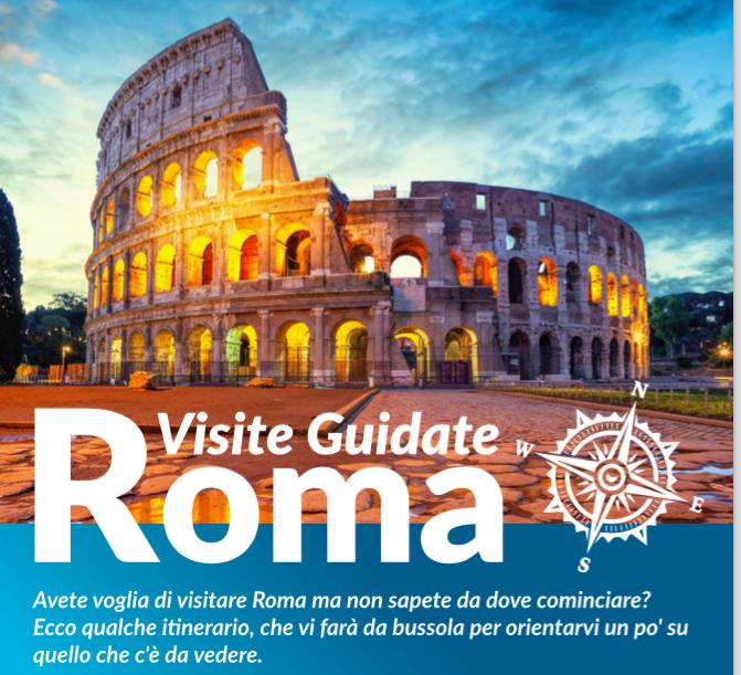 visita guidata roma