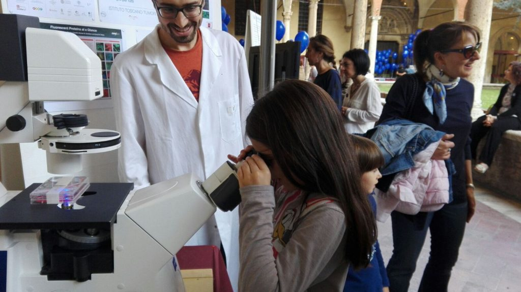 Scienziati per un giorno