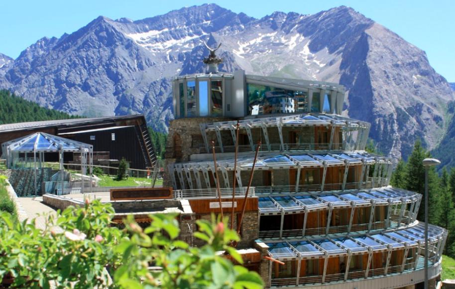 Shackleton hotel a sestriere ideale per famiglie