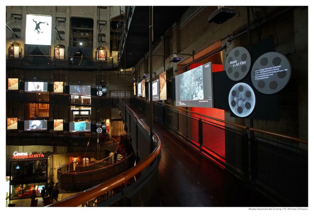 Appuntamenti per famiglie al Museo del Cinema ad aprile