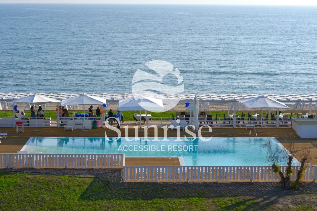 turismo accessibile Sunrise resort
