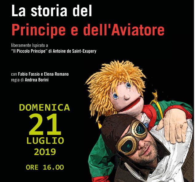 teatro per bambini nelle Langhe