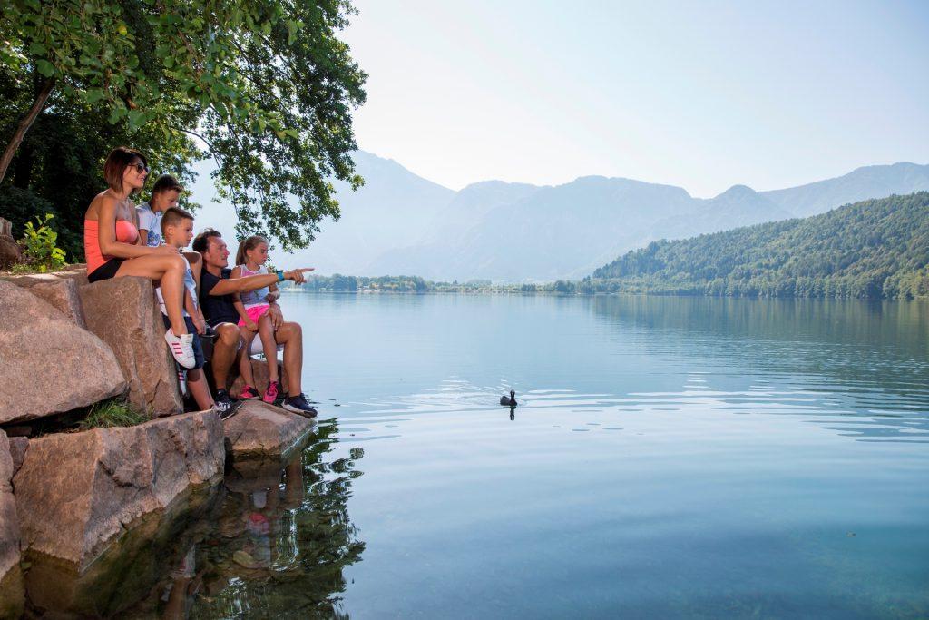 esperienze da fare in famiglia in Valsugana
