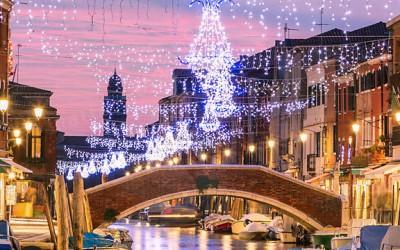 Venezia luci di Natale