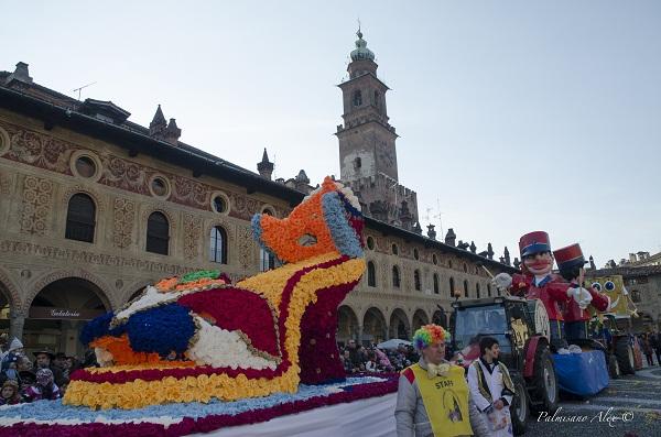 a Vigevano per il Carnevale