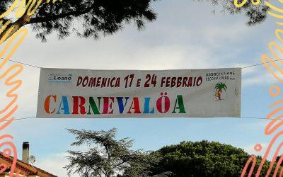 carnevale dei bambini a Loano