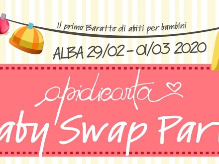 baby swap party