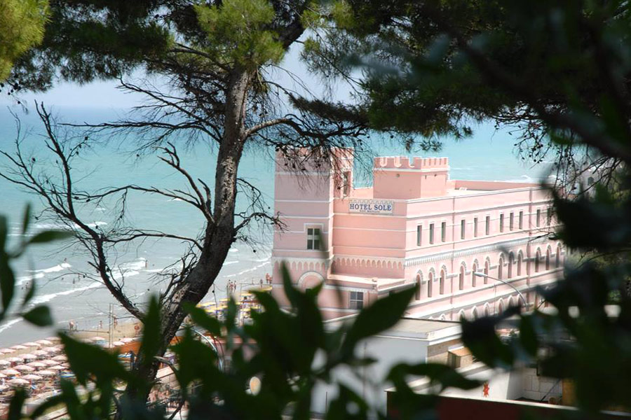 hotel sole sul mare
