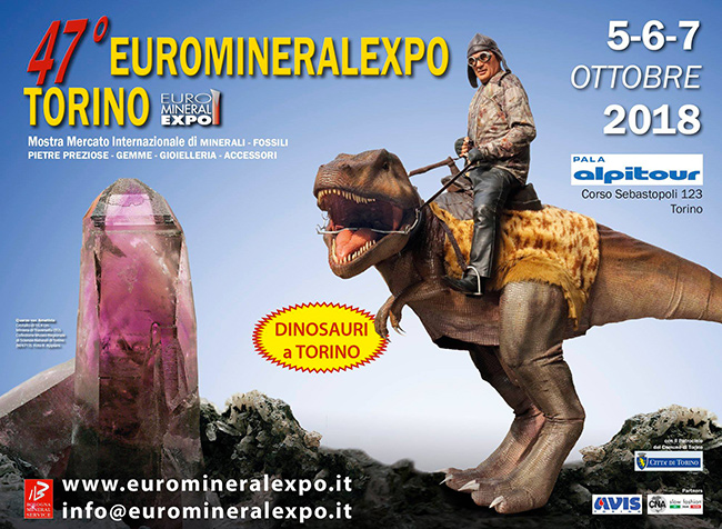 Bambini all'Euromineralexpo