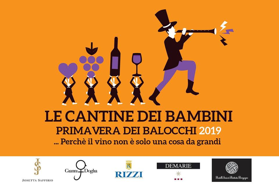 Famiglie in Cantina