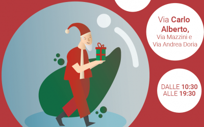 atmosfera natalizia a Torino