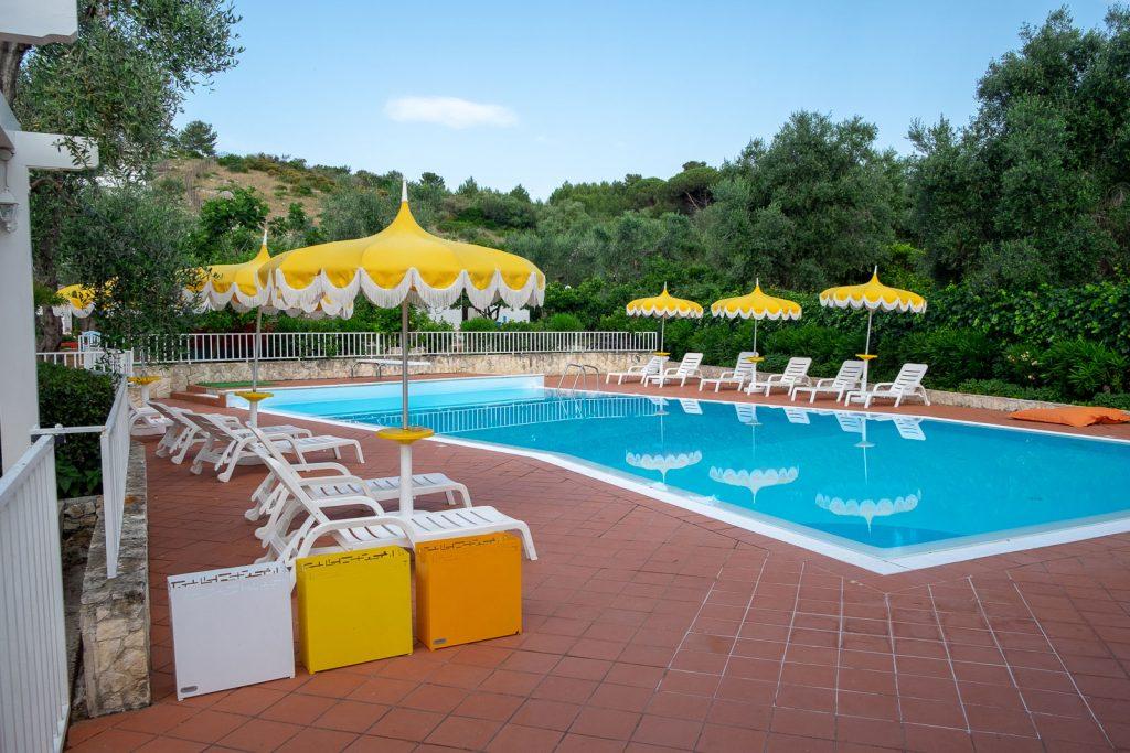 vilalggio eco sostenibile con piscina