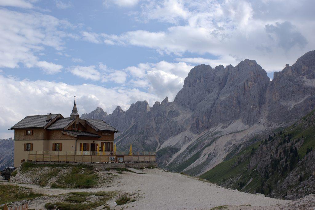 panorama Dolomiti