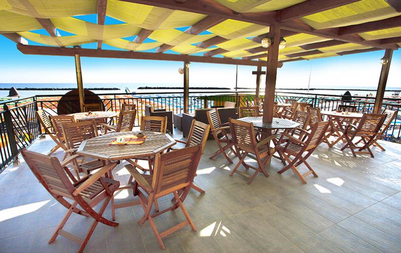albergo per famiglie sulla spiaggia di Gatteo Mare