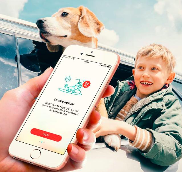 app gratuita per organizzare le attività dei bambini